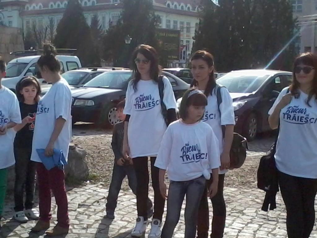 marsul pentru viata Alba Iulia